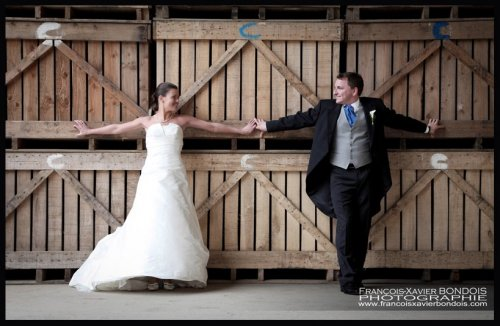 Photographe mariage - François-Xavier BONDOIS - photo 7