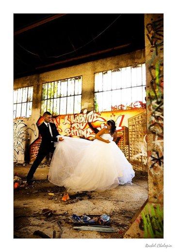 Photographe mariage - Rachel CHALOPIN Photographe - photo 49