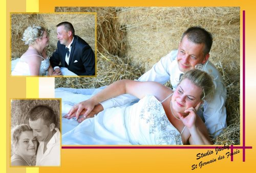 Photographe mariage - IMMORTALISER  L'INOUBLIABLE !! - photo 35