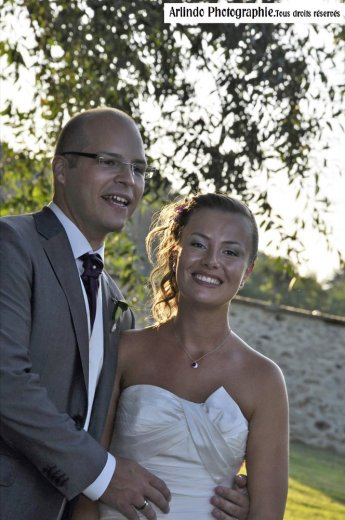 Photographe mariage - Arlindo Photographie - photo 19