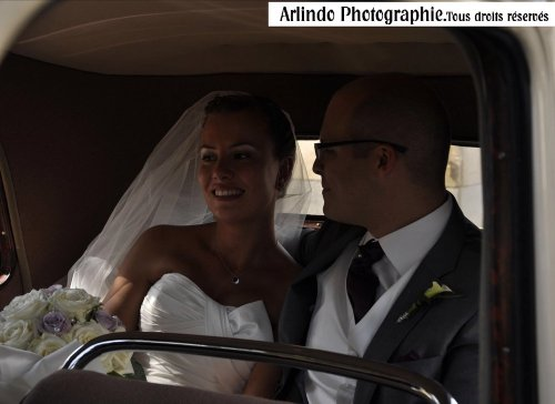 Photographe mariage - Arlindo Photographie - photo 17