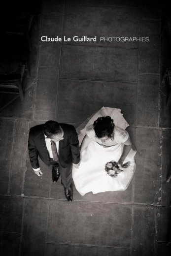 Photographe mariage - Le Guillard Claude - photo 7