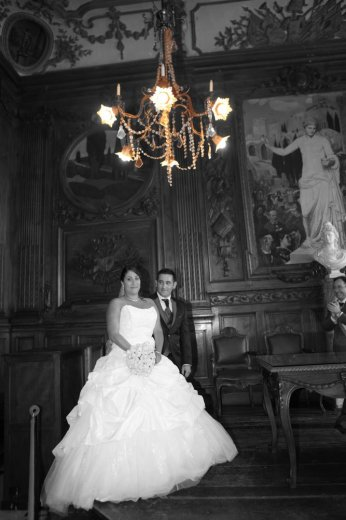 Photographe mariage - THIRON - photo 143