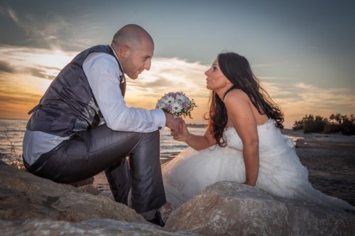 Photographe mariage - C.Jourdan photographe camargue - photo 39