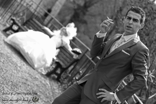 Photographe mariage - Davidfoto - photo 5