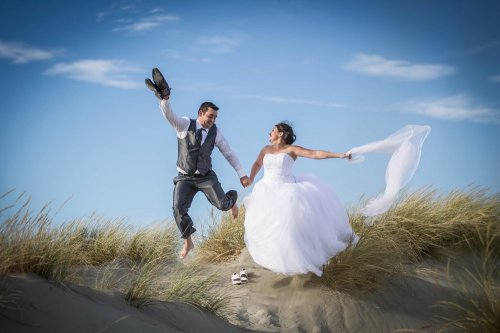 Photographe mariage - JEAN CLAUDE AZRIA PHOTOGRAPHE - photo 5