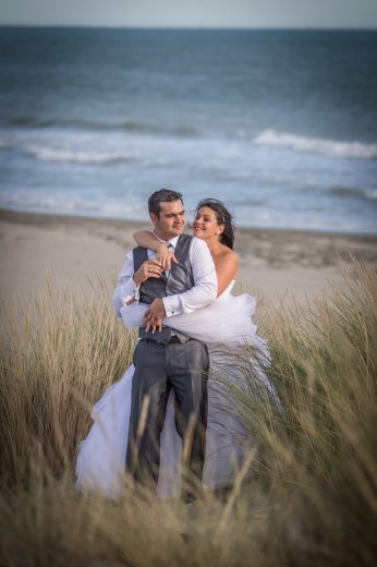 Photographe mariage - JEAN CLAUDE AZRIA PHOTOGRAPHE - photo 4