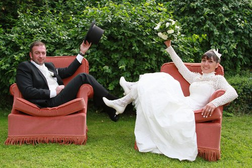 Photographe mariage - DAMIEN PHOTOGRAPHE 59 - photo 4