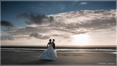 Photographe mariage - Yannick BALIC Photographe - photo 3