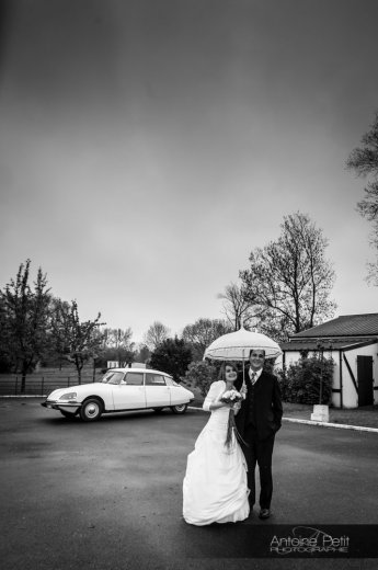 Photographe mariage - Antoine Petit . Photographie - photo 1
