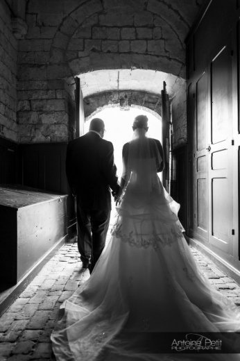 Photographe mariage - Antoine Petit . Photographie - photo 3