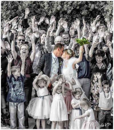 Photographe mariage - Studio KP - photo 22