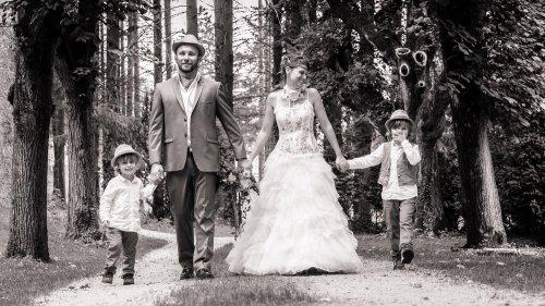 Photographe mariage - Portrait-Mariage-Entreprise - photo 1