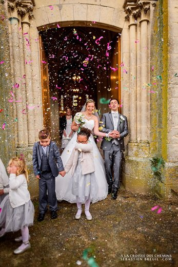 Photographe mariage - A LA CROISEE DES CHEMINS - photo 29