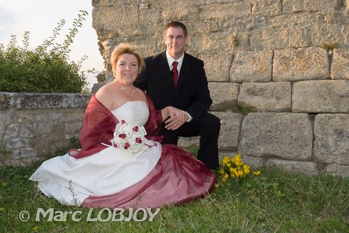 Photographe mariage - Marc LOBJOY Photographie - photo 56