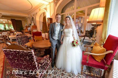 Photographe mariage - Marc LOBJOY Photographie - photo 8