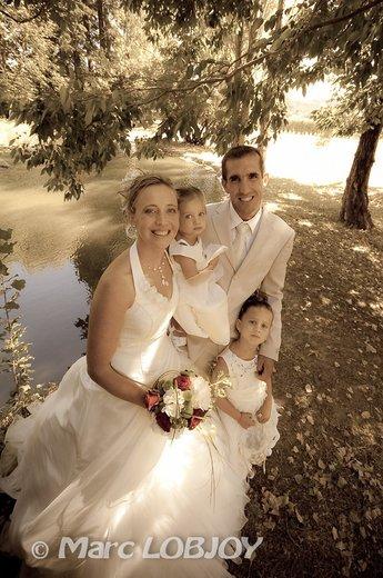Photographe mariage - Marc LOBJOY Photographie - photo 59