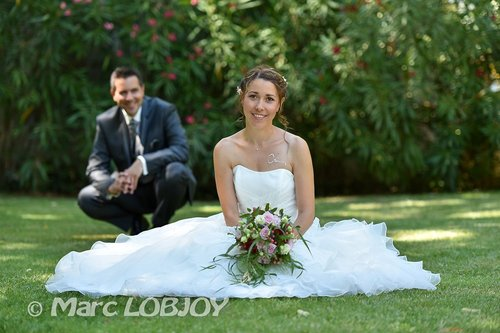 Photographe mariage - Marc LOBJOY Photographie - photo 14