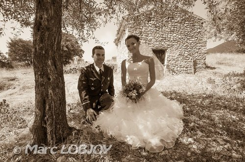 Photographe mariage - Marc LOBJOY Photographie - photo 60