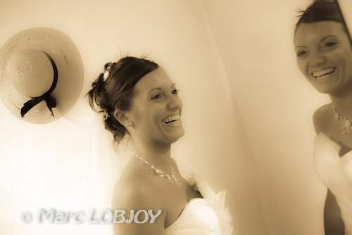 Photographe mariage - Marc LOBJOY Photographie - photo 10