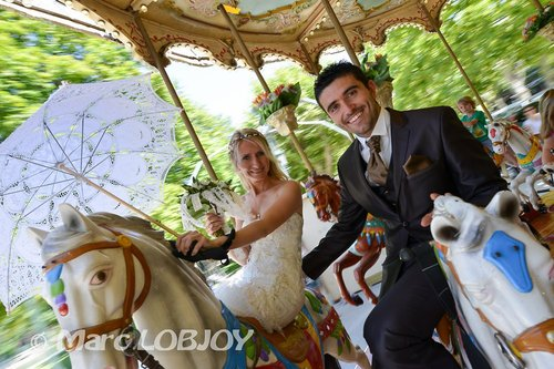 Photographe mariage - Marc LOBJOY Photographie - photo 2