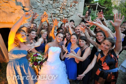 Photographe mariage - Marc LOBJOY Photographie - photo 57