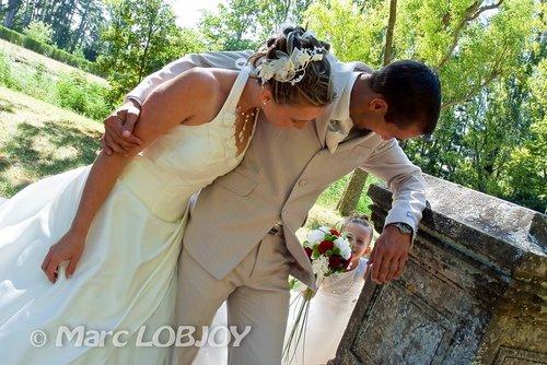 Photographe mariage - Marc LOBJOY Photographie - photo 18