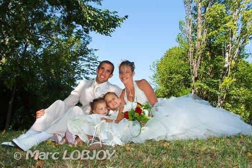 Photographe mariage - Marc LOBJOY Photographie - photo 17