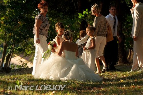 Photographe mariage - Marc LOBJOY Photographie - photo 3