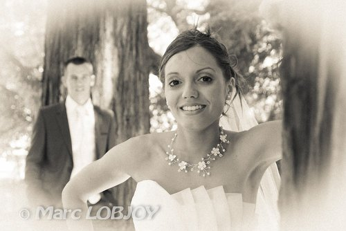 Photographe mariage - Marc LOBJOY Photographie - photo 22