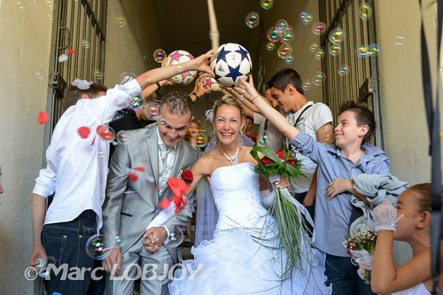 Photographe mariage - Marc LOBJOY Photographie - photo 43