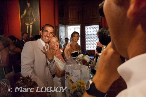 Photographe mariage - Marc LOBJOY Photographie - photo 9