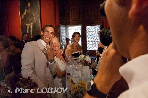 Photographe mariage - Marc LOBJOY Photographie - photo 9