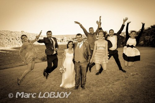 Photographe mariage - Marc LOBJOY Photographie - photo 29