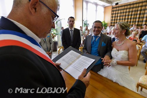 Photographe mariage - Marc LOBJOY Photographie - photo 37