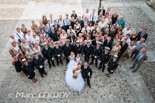 Photographe mariage - Marc LOBJOY Photographie - photo 6