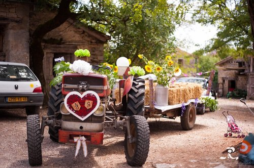 Photographe mariage - ROMAIN LACOSTE PHOTOGRAPHE - photo 21