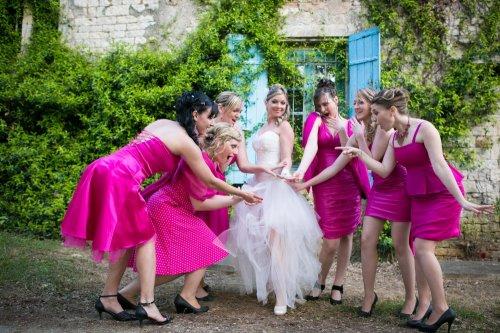 Photographe mariage - Réjane Moyroud - Bliss photos - photo 15