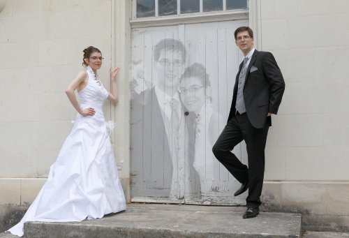 Photographe mariage - Christian MORISSET Photographe - photo 20