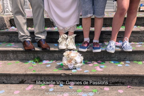 Photographe mariage - Graines de Passions - photo 14