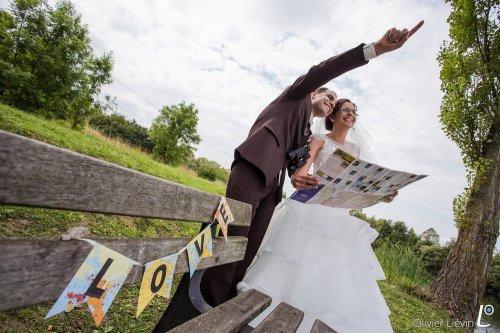 Photographe mariage - OLIVIER LIÉVIN -  PHOTOGRAPHE - photo 16