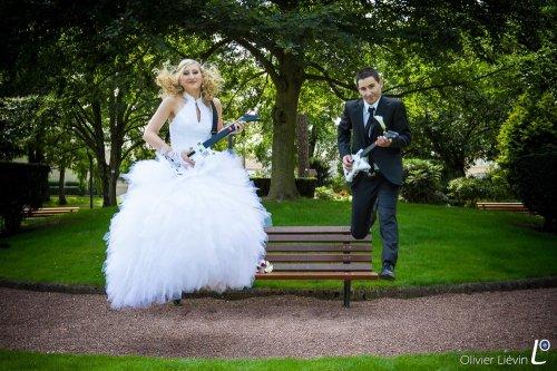 Photographe mariage - OLIVIER LIÉVIN -  PHOTOGRAPHE - photo 11