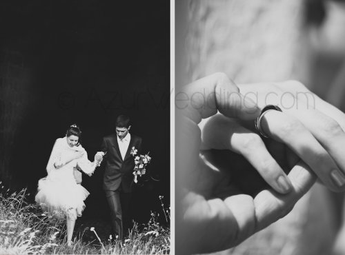 Photographe mariage - AZUR WEEDING - photo 21