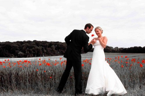 Photographe mariage -  AMSOHAPPY PHOTOGRAPHIE - photo 4