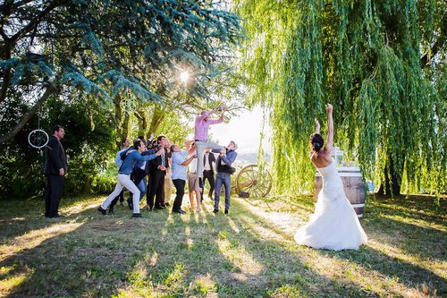 Photographe mariage - Instants Saisissants - photo 10