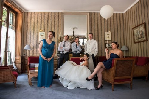 Photographe mariage - l'atelier de Mad and Pat - photo 4