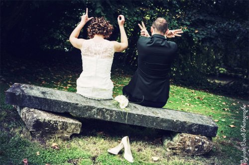 Photographe mariage - Sylvain David photographe - photo 1