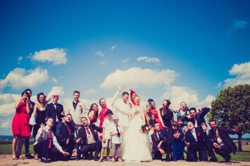 Photographe mariage - Alex.comm - photo 35