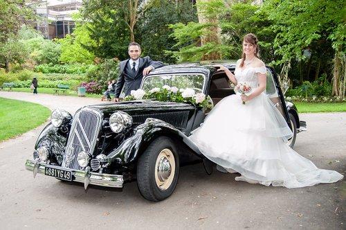 Photographe mariage - marc Legros - photo 48