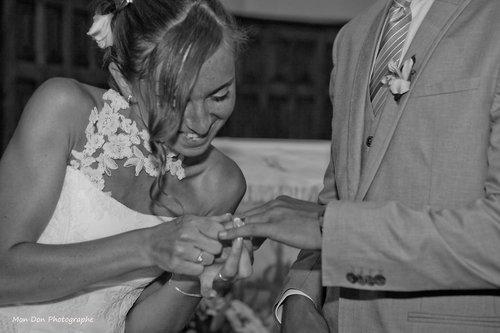Photographe mariage - justine mondon - photo 2